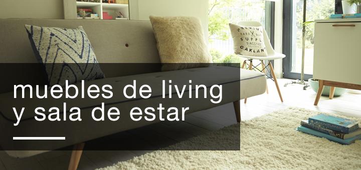 Muebles de living y sala de estar | Sodimac.com.ar