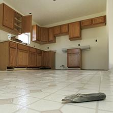 Ceramica para cocina faces s y s negro xx diseos y tipos de pisos para cocina para que elijas - Revestimiento paredes cocina ...