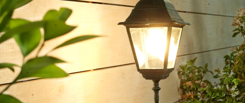 Iluminaci n de exterior precios bajos siempre en sodimac for Precios iluminacion exterior