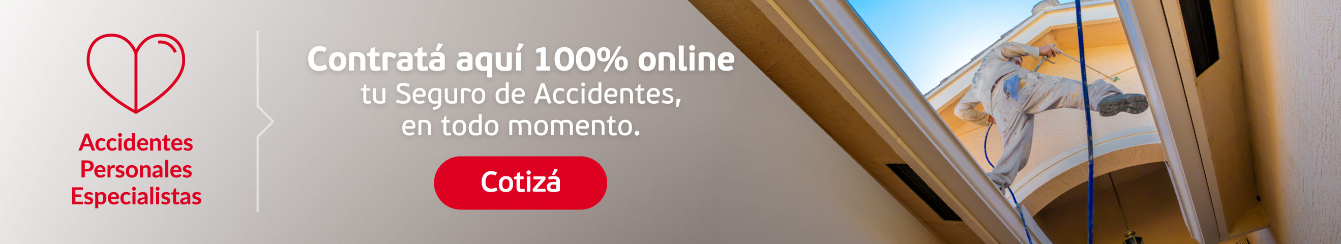 Seguro de accidentes de especialistas